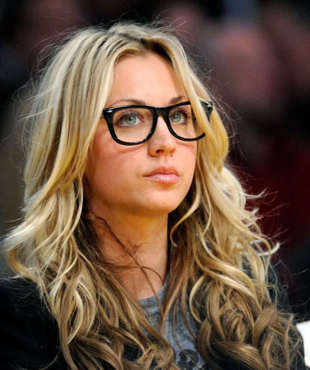 Kaley Cuoco plays Penny Dunlop on the hit comedy series 'The big bang theory.'